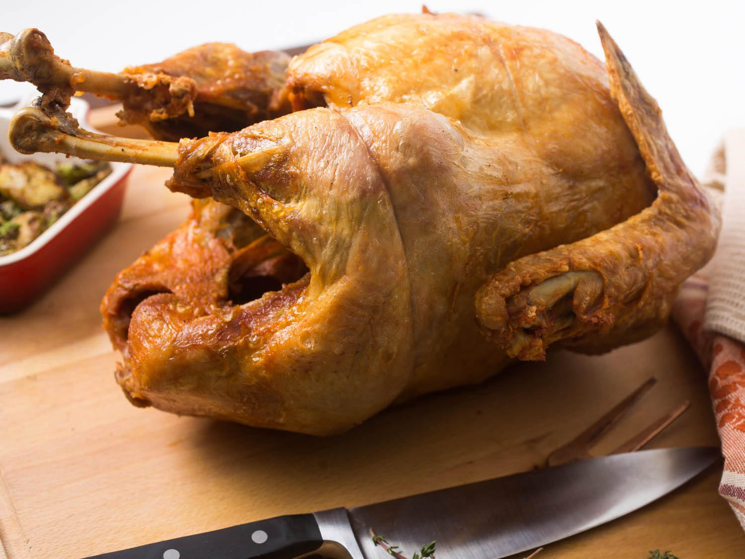 Deep Fried Turkey Recipes Thanksgiving  Basic Deep Fried Turkey Recipe