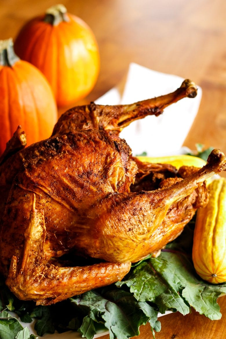 Deep Fried Turkey Recipes Thanksgiving  My Favorite Deep Fried Turkey Recipe And I Don t Even
