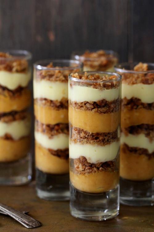Delicious Thanksgiving Desserts  Delicious Thanksgiving dessert ideas