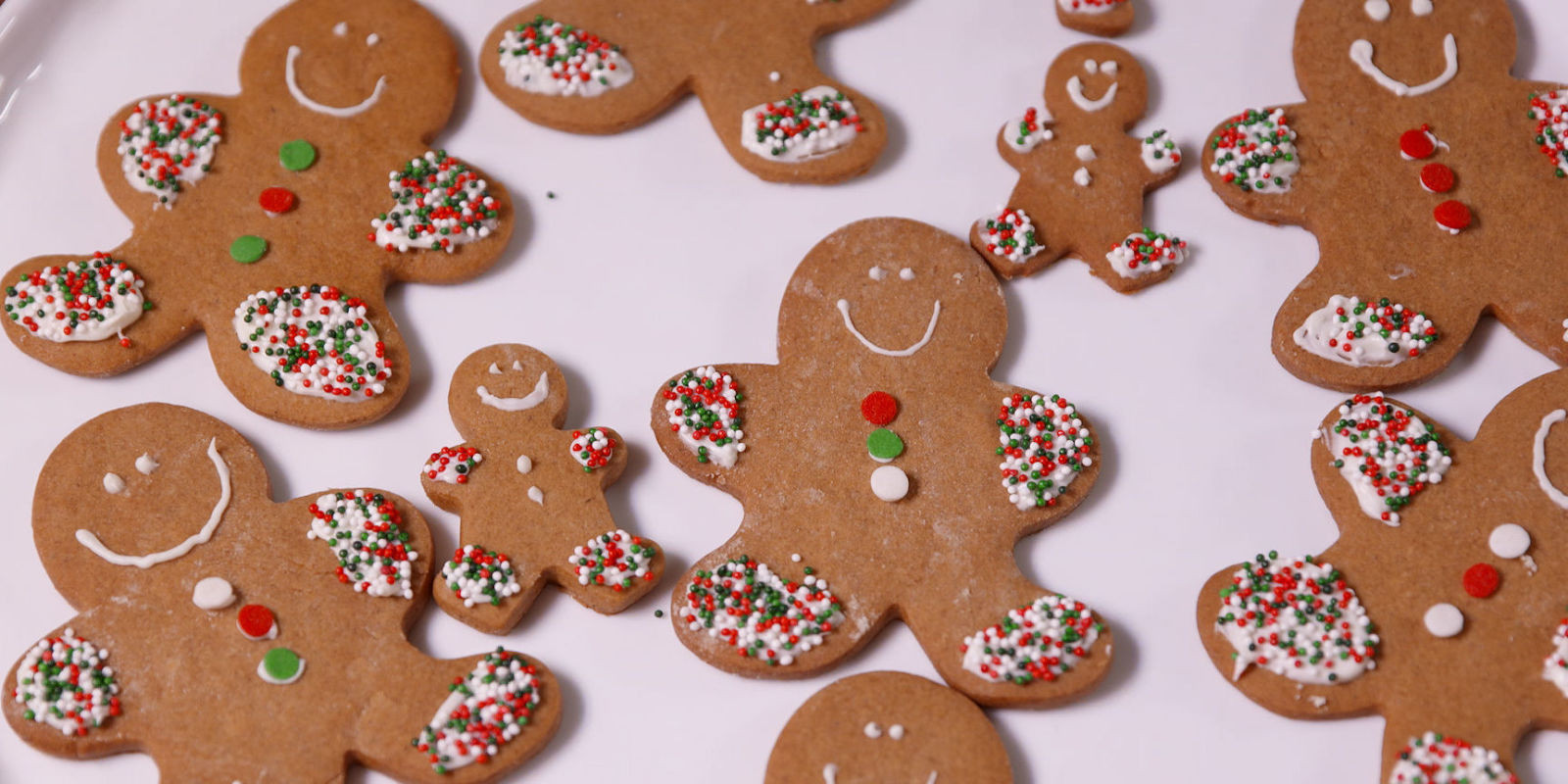 Delish Christmas Cookies  17 Easy Gingerbread Cookie Recipes How to Make