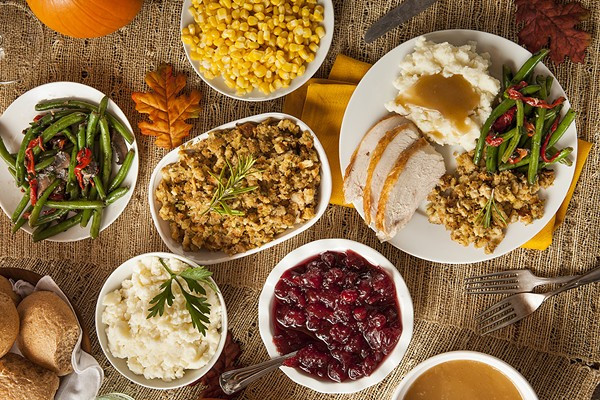 Delivered Thanksgiving Dinners  7 SA Hotel Restaurants fering Thanksgiving Dinner With