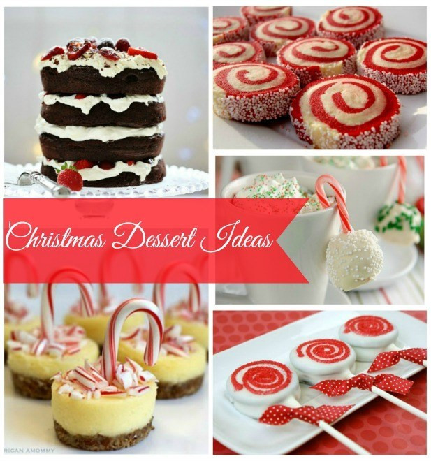 Desserts For Christmas Party  The Most Amazing Christmas Dessert Ideas