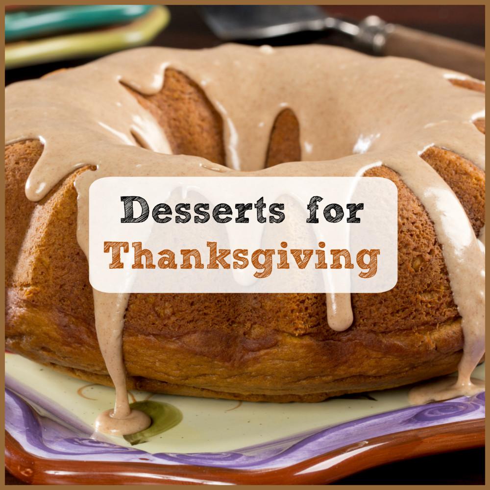 Desserts For Thanksgiving  Desserts for Thanksgiving 6 Holiday Cake Recipes