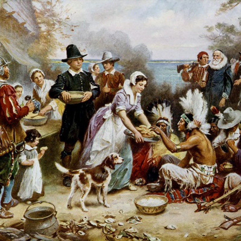 Did The Pilgrims Eat Turkey On Thanksgiving  What Did The Pilgrims Eat Thanksgiving And 7 More