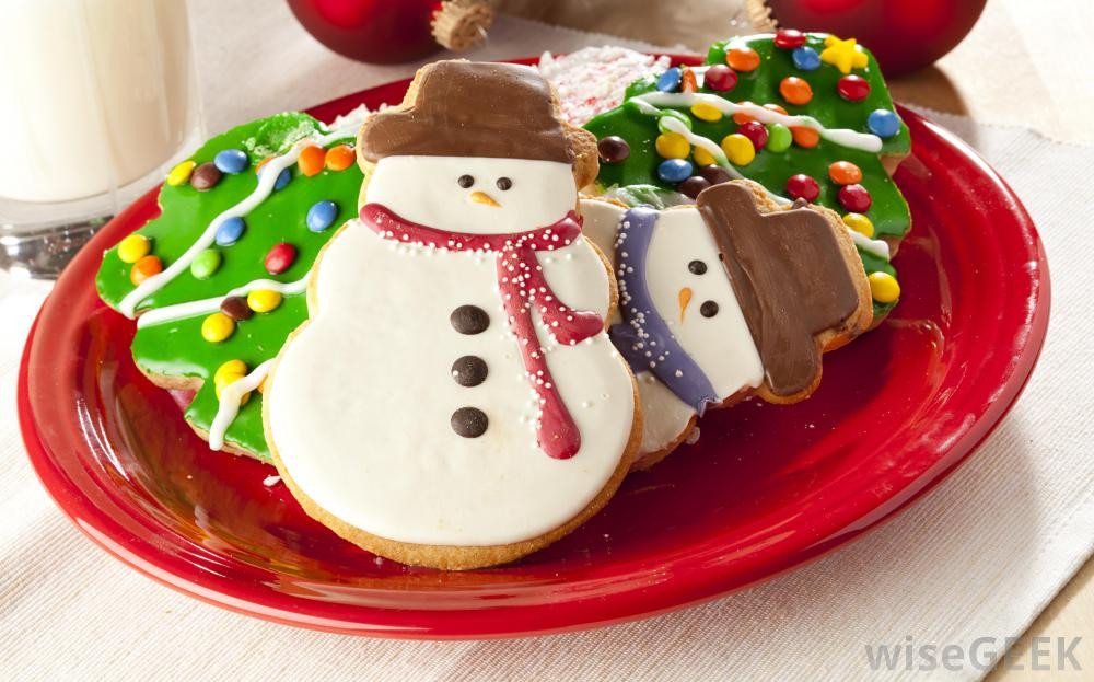 Different Christmas Cookies  What are the Different Types of Christmas Cookies