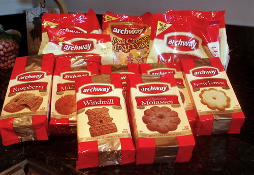 Discontinued Archway Christmas Cookies  Cookies Coffee = 44 Days of Holiday Cookies Day 24 The