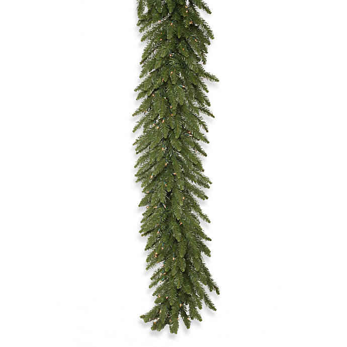 Discontinued Archway Christmas Cookies  Buy Vickerman 50 Foot Camdon Fir Garland in Green from Bed