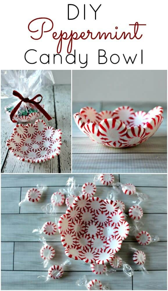 Diy Christmas Candy  DIY Peppermint Candy Spoons Princess Pinky Girl