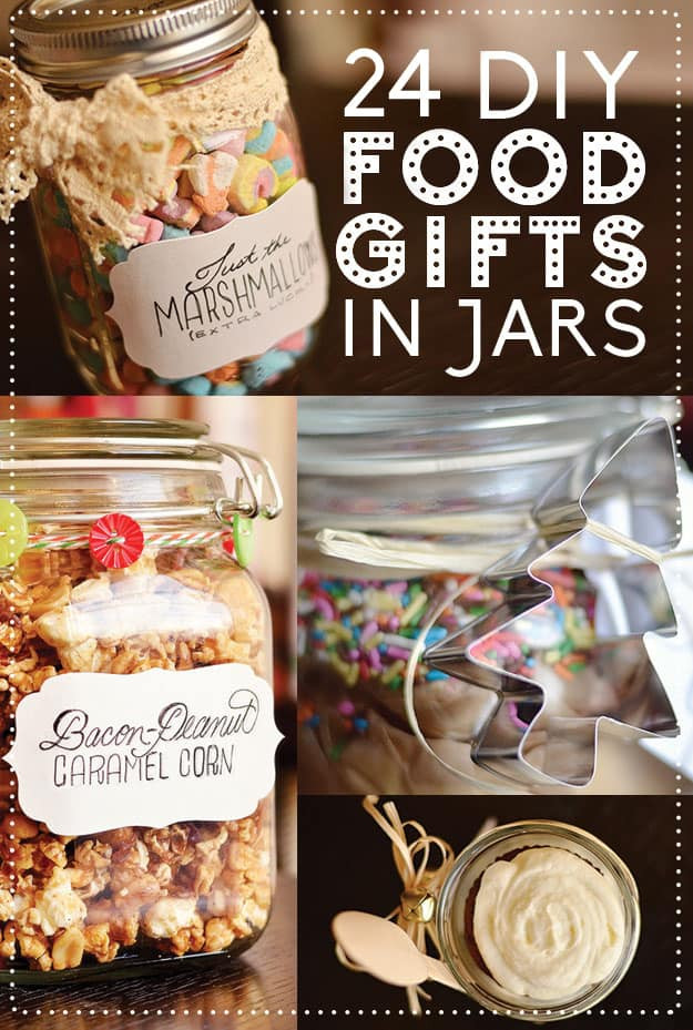 Diy Christmas Food Gifts  t Archives DIY Crafts Mom