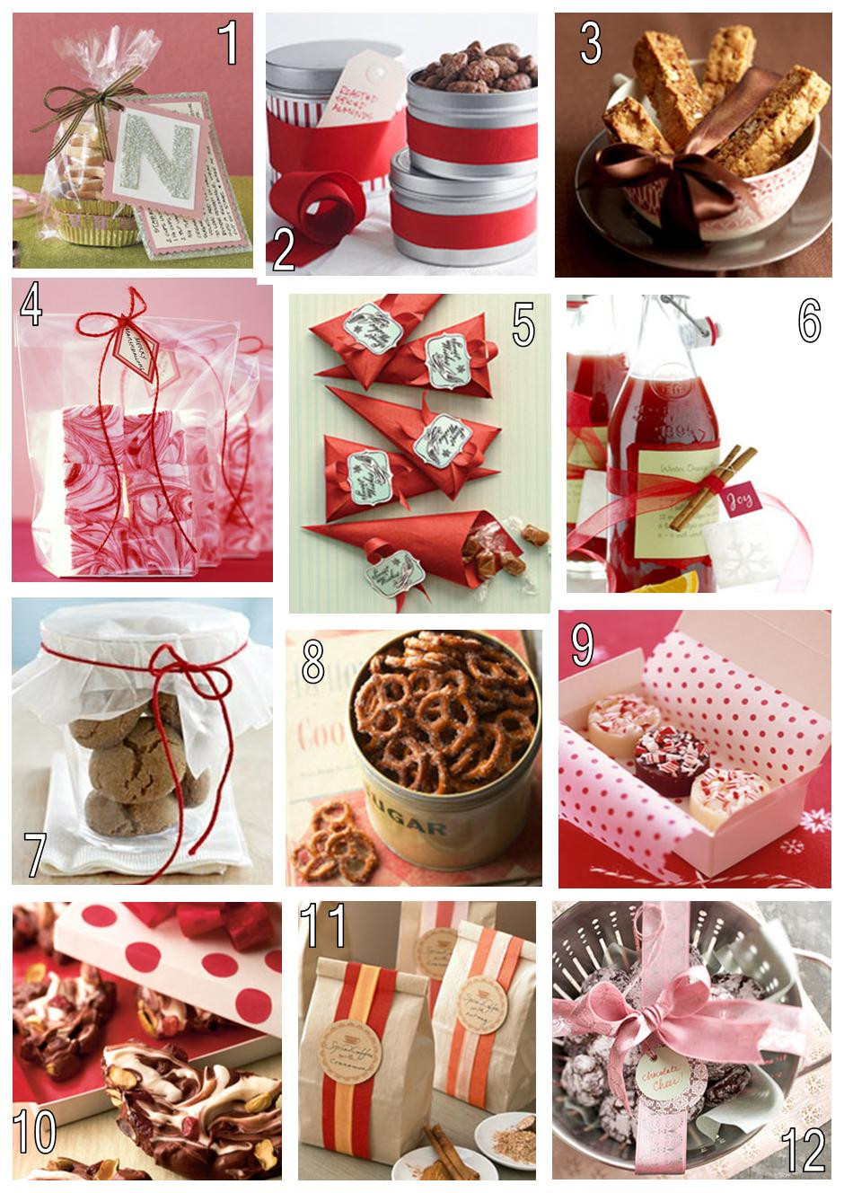 Diy Christmas Food Gifts  Sweeter Than Sweet Dessert Tables Saving Money for the 12