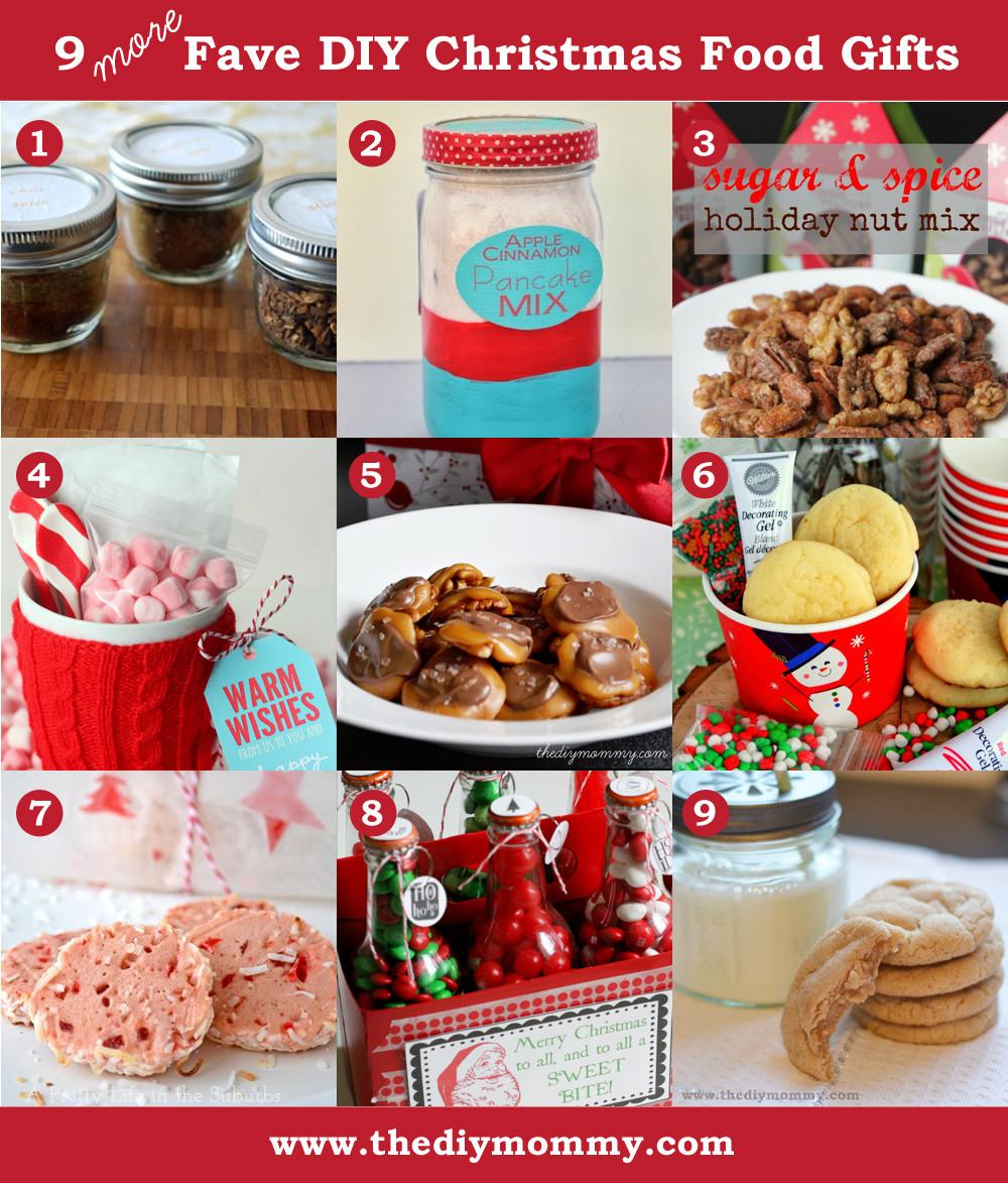 Diy Christmas Food Gifts  A Handmade Christmas More DIY Food Gifts