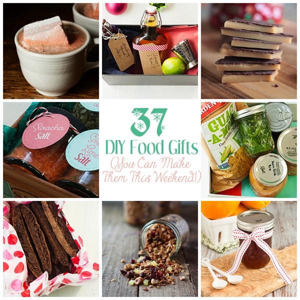 Diy Christmas Food Gifts  48 DIY Food Gifts for the Holidays Savvy Eats