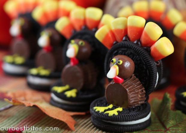 Diy Thanksgiving Desserts  Creative Fun DIY Edible Thanksgiving Desserts Snappy