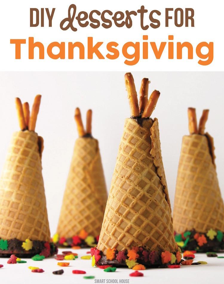 Diy Thanksgiving Desserts  DIY Desserts for Thanksgiving