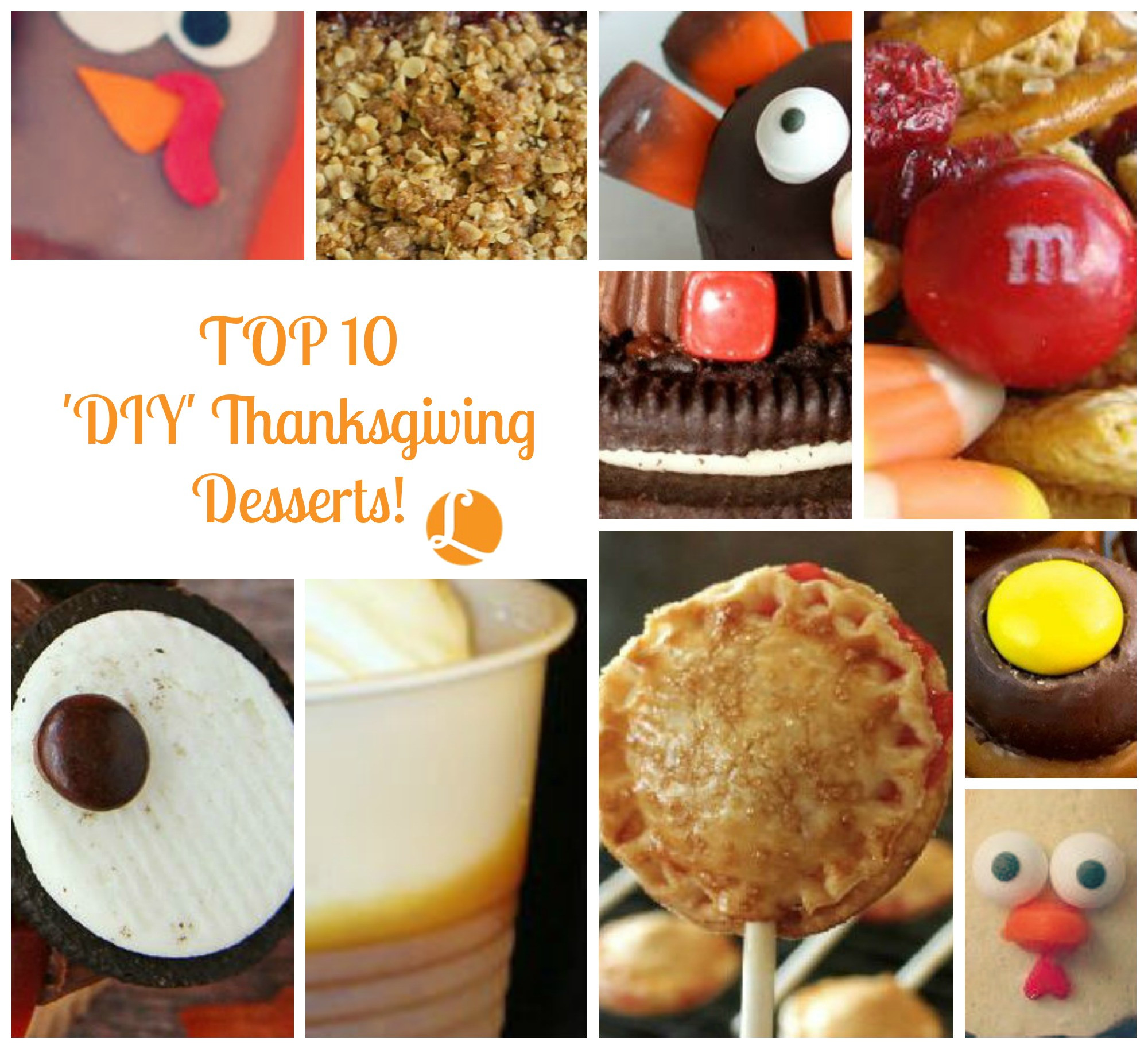 Diy Thanksgiving Desserts  Top 10 DIY Thanksgiving Desserts Living Rich With Coupons