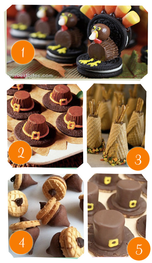 Diy Thanksgiving Desserts  Creative Thanksgiving Desserts – Say Yes to Happy