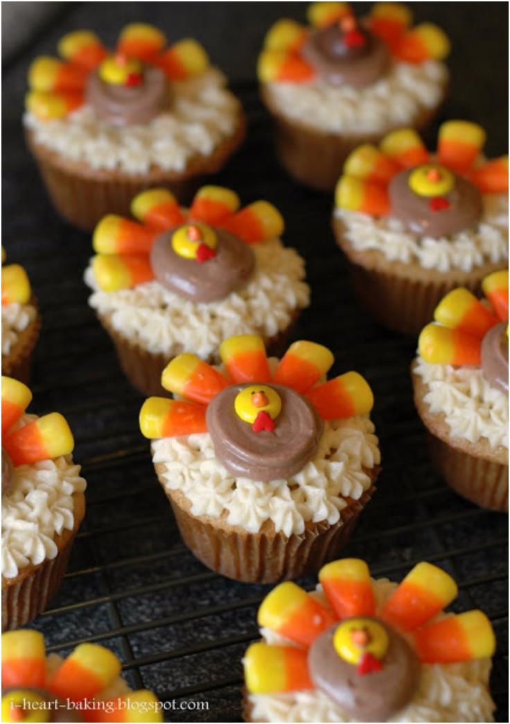 Diy Thanksgiving Desserts  Top 10 Cute DIY Thanksgiving Turkey Treats Top Inspired