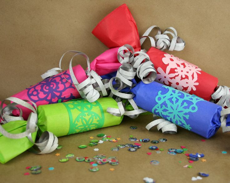 Do It Yourself Christmas Crackers  DIY Party Cracker