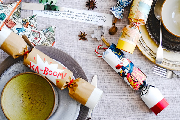 Do It Yourself Christmas Crackers  5 creative DIY decor and t ideas to try this Christmas