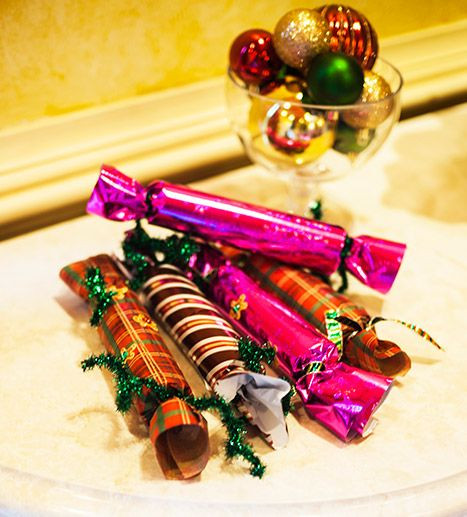 Do It Yourself Christmas Crackers  9 best Christmas crackers images on Pinterest