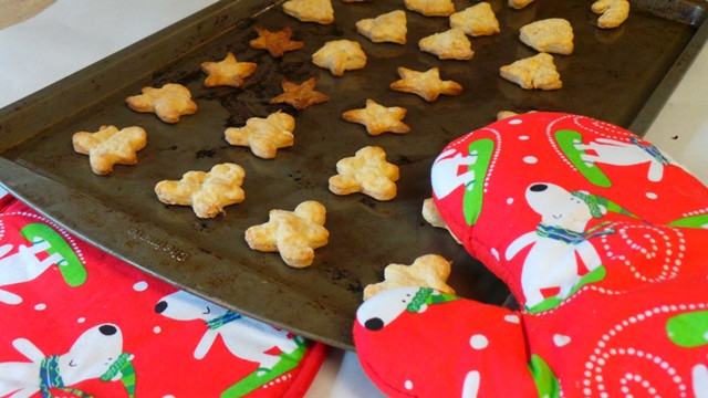 Dog Christmas Cookies  These Easy DIY Dog Cookies Are The Perfect Holiday Treat