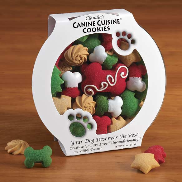 Dog Christmas Cookies  Index of fotki pets