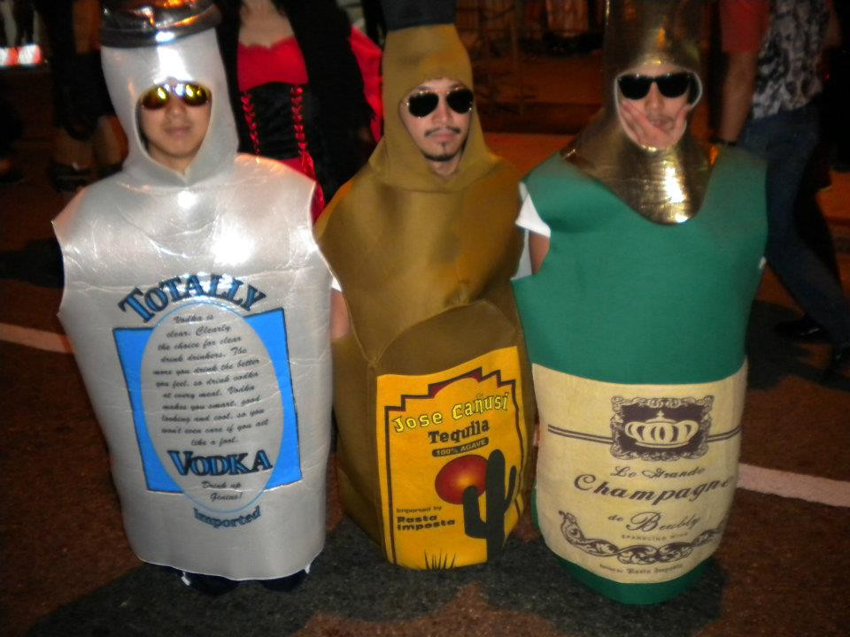 Drinks Halloween Costumes  Serving Alcohol Monthly Newsletter October 2013