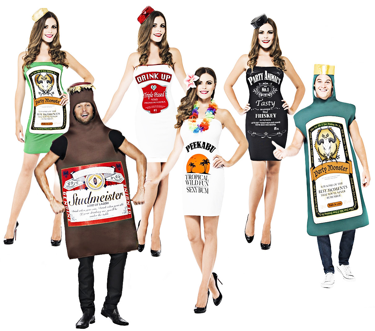 Drinks Halloween Costumes  Party Drinks Adults Fancy Dress Alcohol Hen Stag Mens