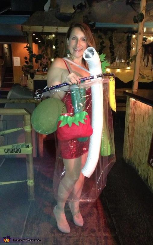 Drinks Halloween Costumes  DIY Bloody Mary Costume