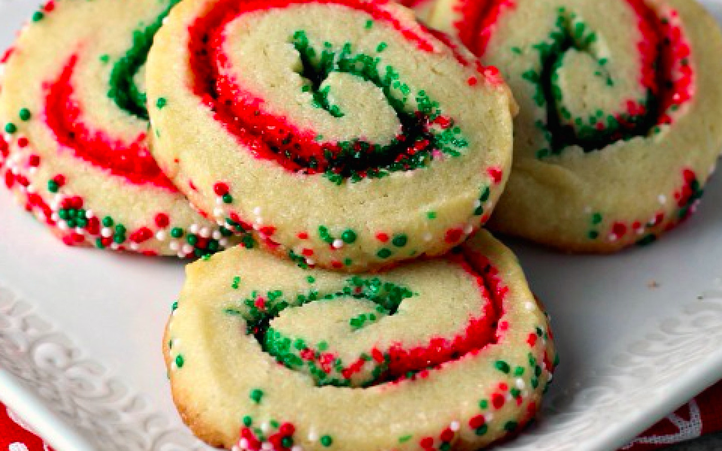 Easiest Christmas Cookies  Easy Christmas Cookie Recipes Simplemost