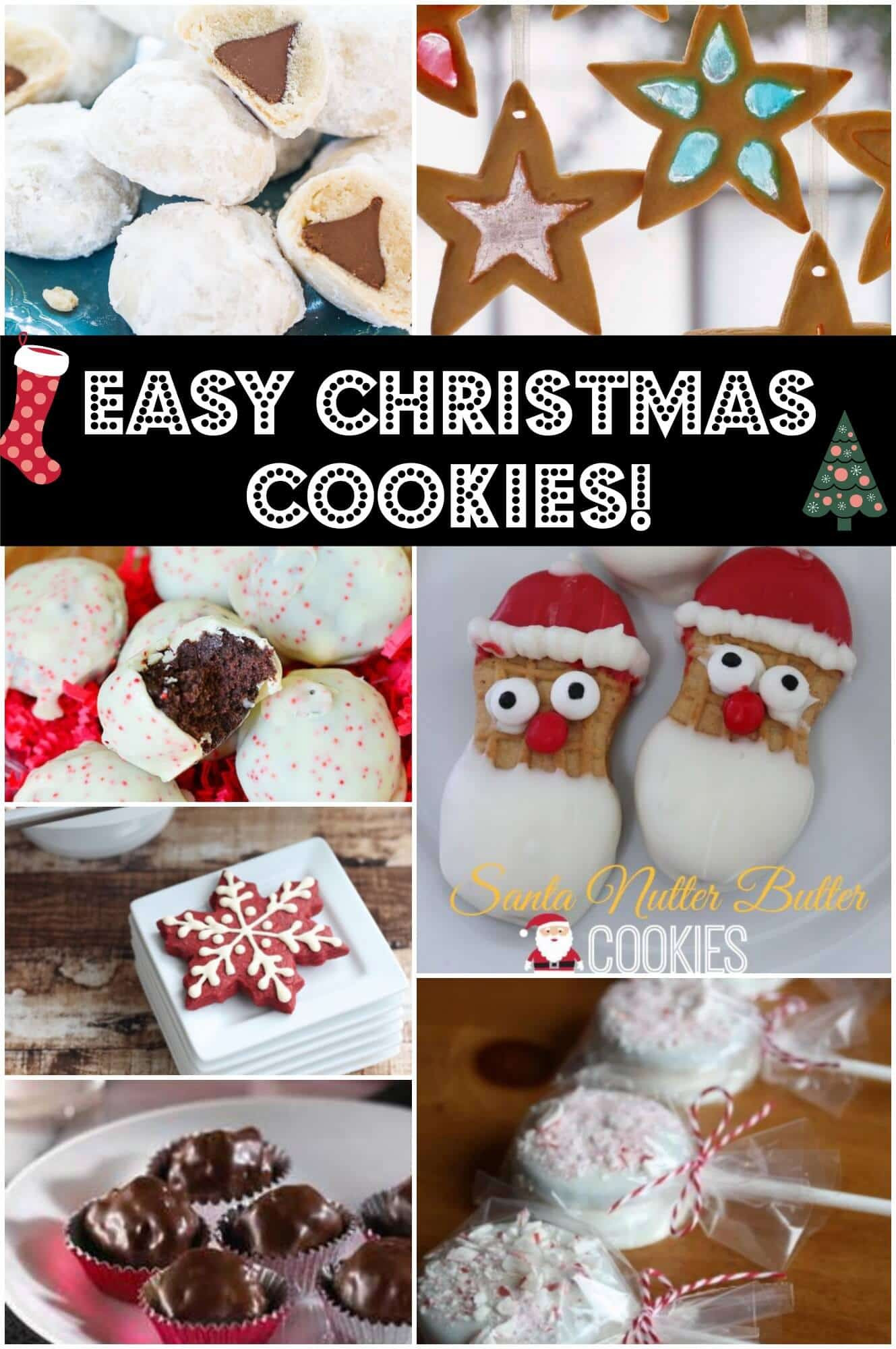 Easiest Christmas Cookies  More Great Holiday Cookies Princess Pinky Girl
