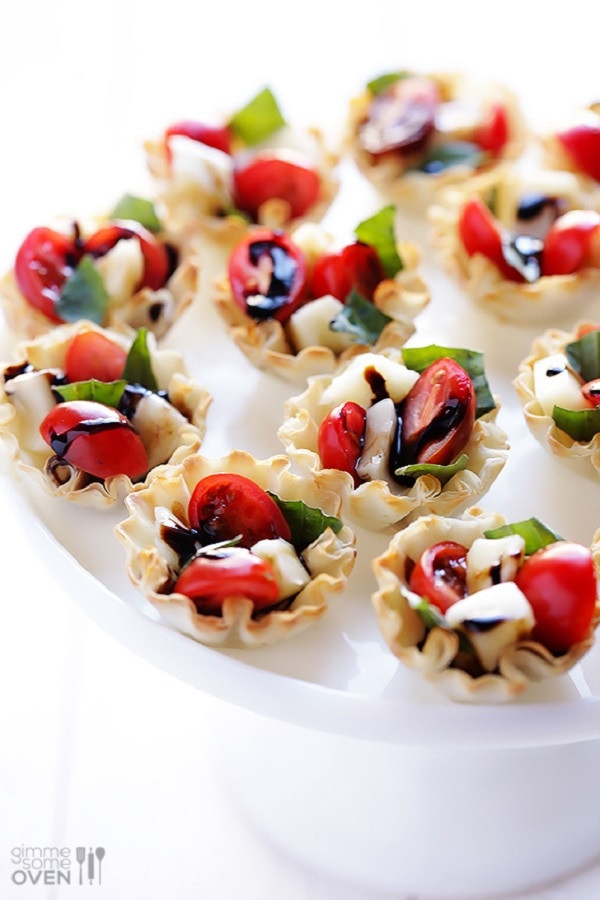 Easy Christmas Appetizers Finger Foods  9 Quick & Easy New Year s Eve Finger Foods thegoodstuff