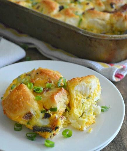 Easy Christmas Breakfast Casseroles  43 Easy Christmas Breakfast Casseroles to Make Ahead or