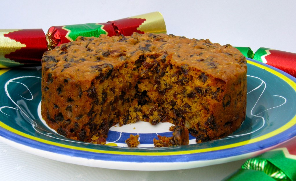 Easy Christmas Cake Recipe  Easy Christmas Cake Recipe in Ten Minutes