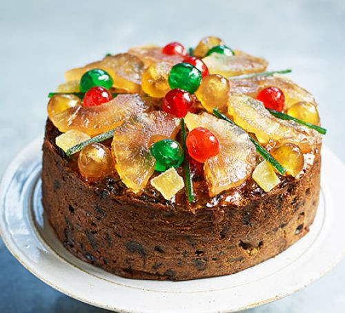 Easy Christmas Cake Recipe  Easy Christmas recipes