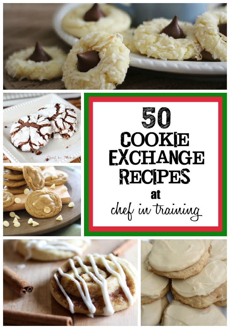 Easy Christmas Cookies For Cookie Exchange  50 Cookie Exchange Recipes Chef in Training