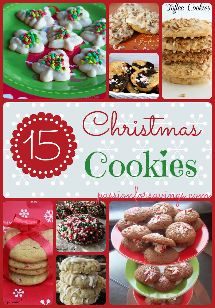 Easy Christmas Cookies For Cookie Exchange  Christmas Hidden Object Games