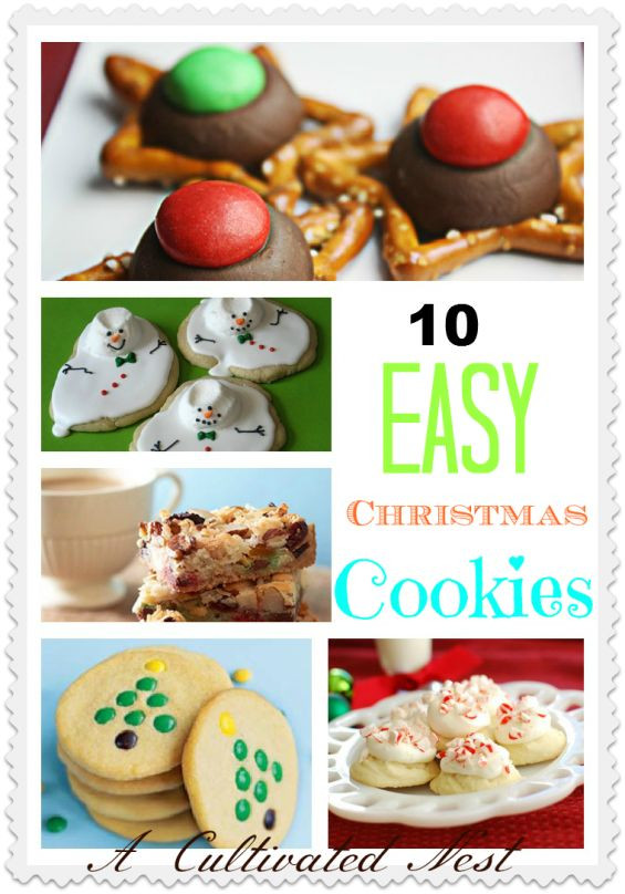 Easy Christmas Cookies For Cookie Exchange  2403 best images about Christmas Ideas on Pinterest