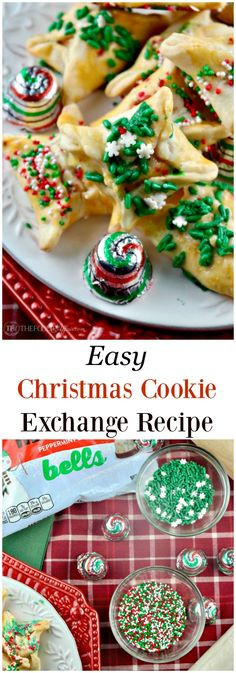 Easy Christmas Cookies For Cookie Exchange  1000 images about Easy Christmas Cookie Recipes on