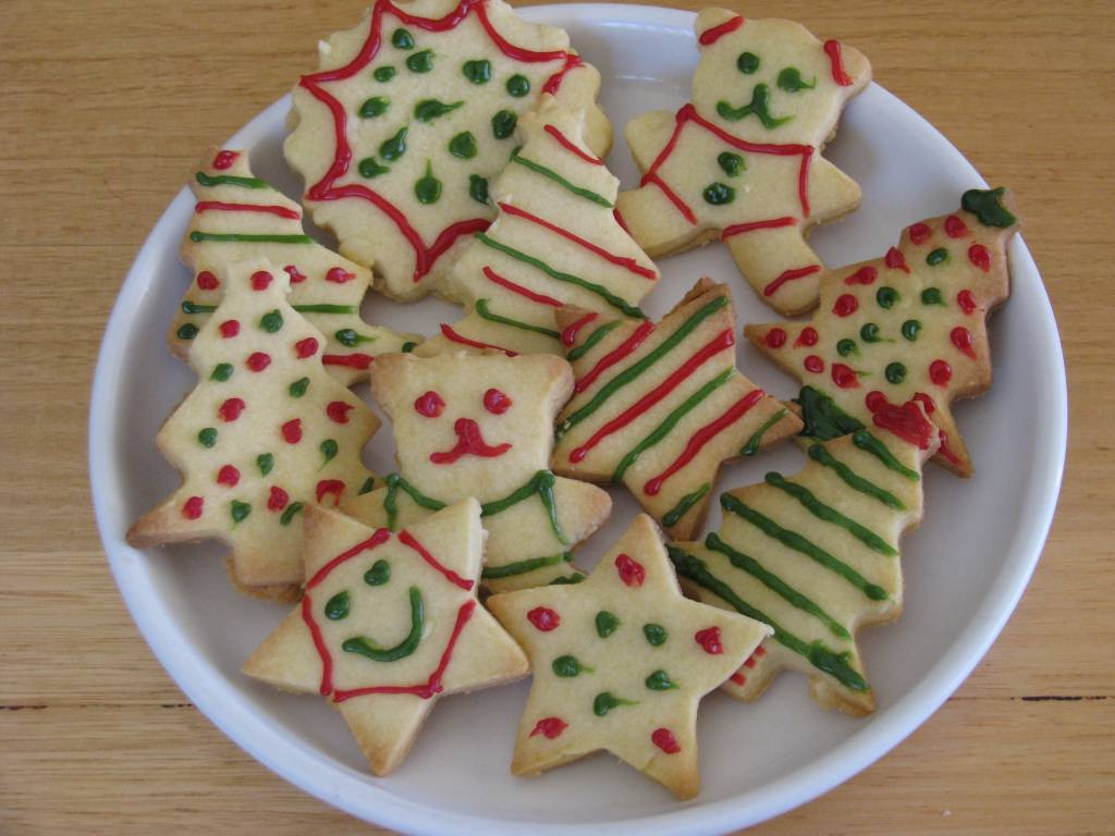 Easy Christmas Cookies For Kids  List of Christmas Activities