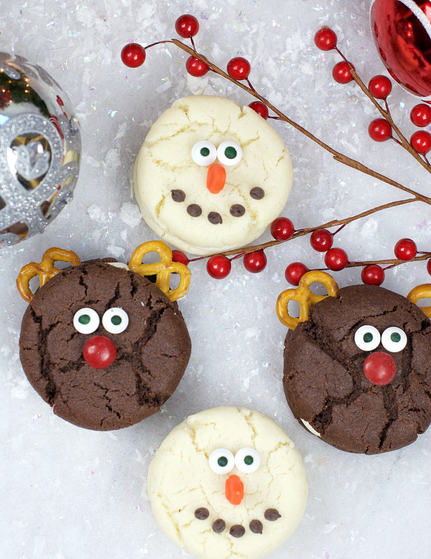 Easy Christmas Cookies For Kids  25 Fun Christmas Activities for Kids Crazy Little Projects