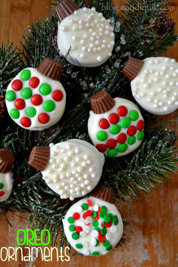 Easy Christmas Cookies To Make  25 adorable Christmas treats to make with your kids It s