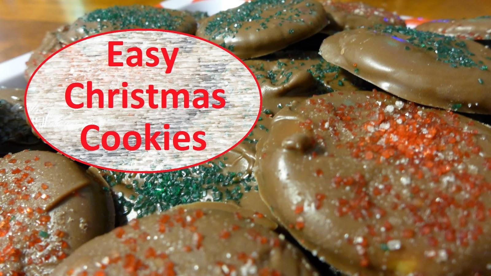 Easy Christmas Cookies To Make  EasyMeWorld How To Make Easy Christmas Cookies