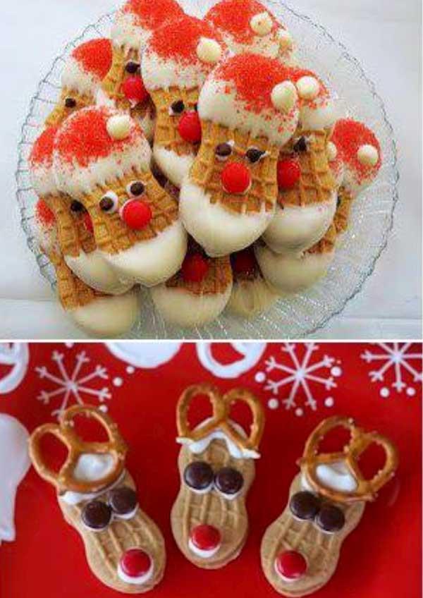 Easy Christmas Cookies To Make  26 Easy and Adorable DIY Ideas For Christmas Treats