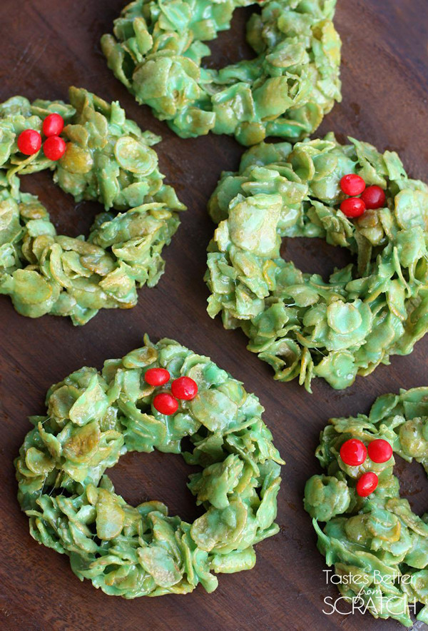 Easy Christmas Cookies To Make With Toddlers  25 adorable Christmas treats to make with your kids It s