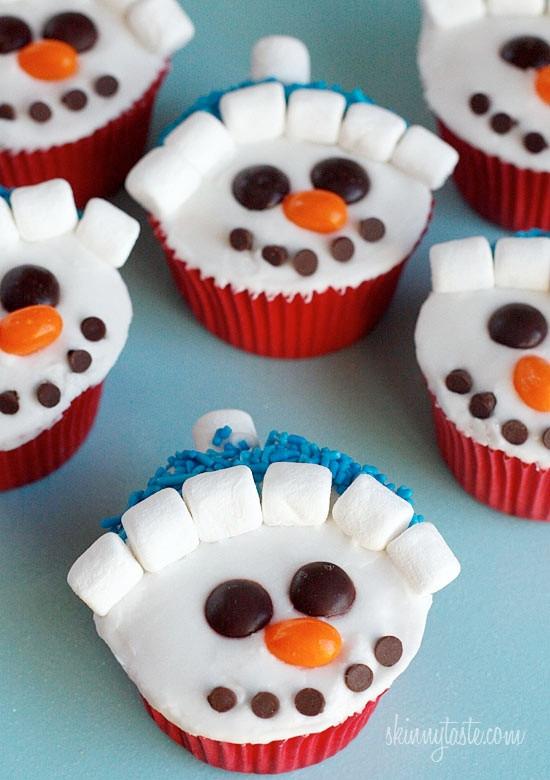 Easy Christmas Cupcakes  9 Creative Christmas Cupcake Ideas Kids Kubby