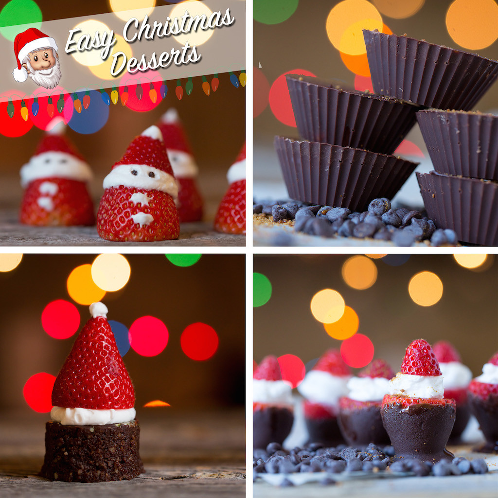 Easy Christmas Desserts  Easy Christmas Desserts Civilized Caveman Cooking