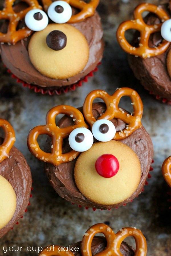 Easy Christmas Desserts For Kids  25 Easy Christmas Treats for Kids