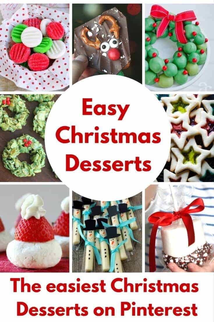 Easy Christmas Desserts  The Best Elf on the Shelf Ideas on Pinterest Princess