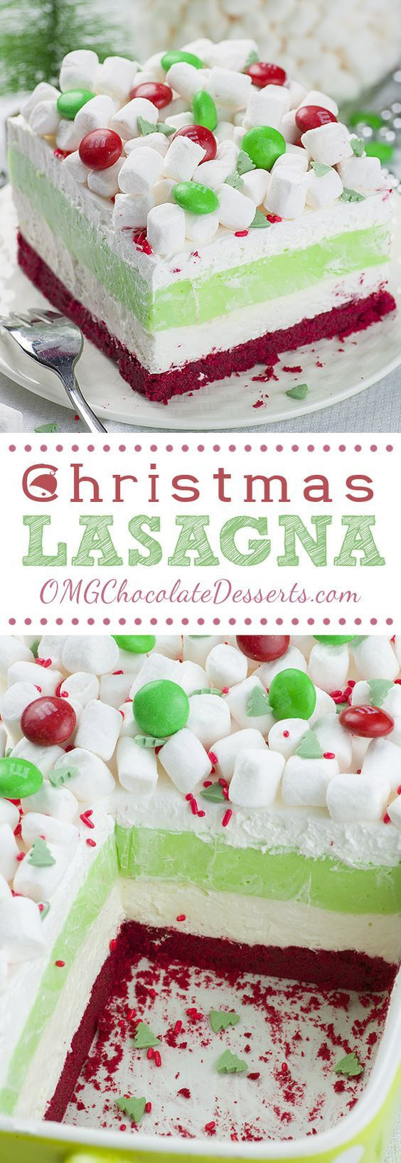 Easy Christmas Desserts Pinterest  1000 ideas about Christmas Desserts Easy on Pinterest